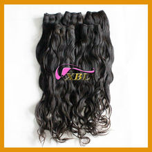 hot fashional best quality mongolian wholesale wavy
