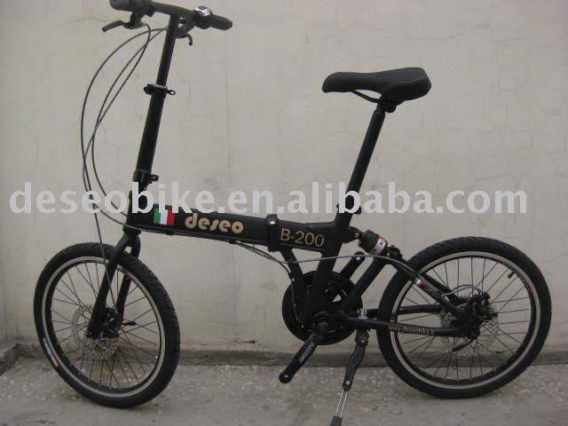 foldable travel bike bicycle