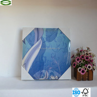 Art painting modern canvas butterfly pattern