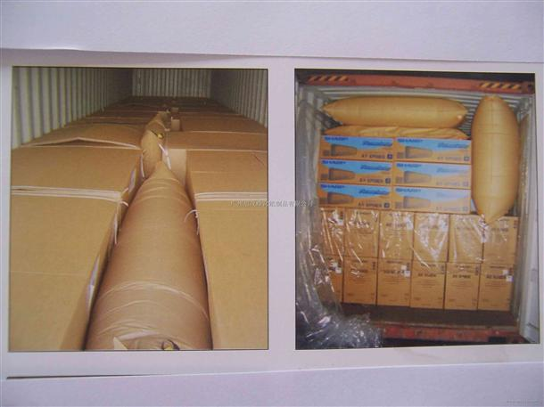 Inflatable Container Dunnage Air Bags, Affordable Truck Dunnage Bag with Valve