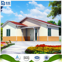 Godo quality easy and fast assembled prefabricated portable huts