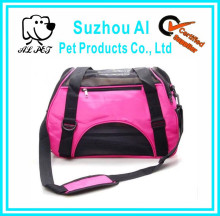 Handcrafted Portable Pet Dog Carrier Bag Travel Dog Cat Carry Bag Pet Kennel