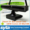 google android 2.3 tv box cortex a9 Rockchip3188 Smart Tv Box
