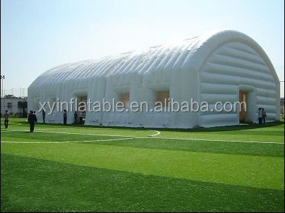 Factory Outlet inflatable tennis dome tent