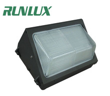 ETL DLC Exterior Photocell outdoor lighting 100w led wall pack