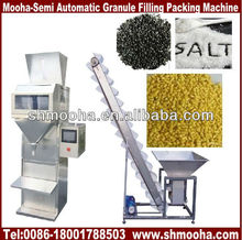 semi-automatic cement packing machine/granule weighing filling machine(also supply automatic model)