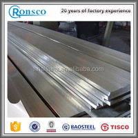 Hot rolled surface stainless steel flat bar astm 304 304L,316L,310S