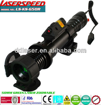 LASERSPEED, night vision weapon sight, FDA & CE
