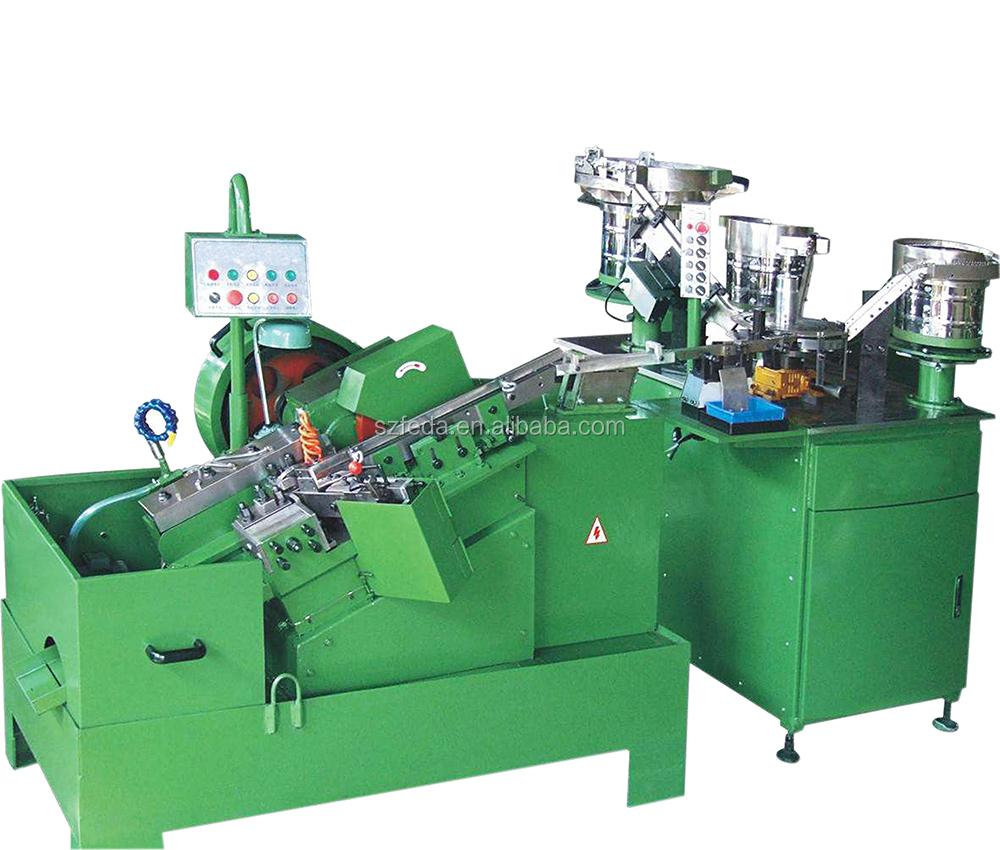 FEDA threading rolling machines industrial sewing machine price planetary thread rolling machines