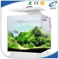 2016New fshion My Fun Fish Kid Self Cleaning Beta Aquarium Bowl Tank hot My Fun Fish Cleaning Tank