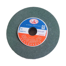 Ceramic GC Silicon Carbide Vitrified Abrasive Grinding Wheel for sharpening carbide tools
