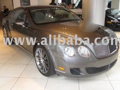 2008 Bentley GT Speed