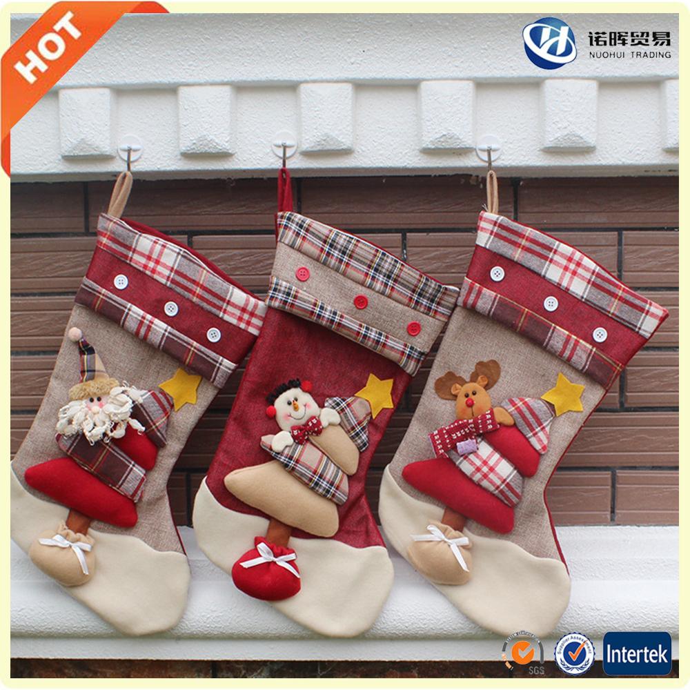List Manufacturers Of Burlap Christmas Stocking Buy