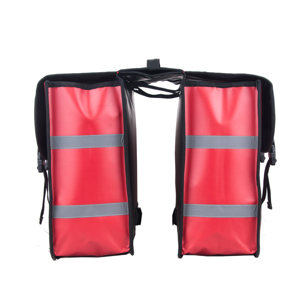 2018 new design waterproof pvc tarpaulin saddle bag for <strong>travelling</strong>