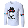 Men Apparel T Shirts Long Sleeve