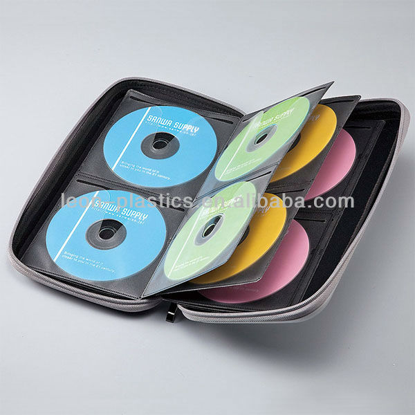 customized fancy cd case