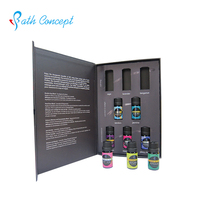 Aromatherapy Diffuser Essential Oil Kit 10ml 8-gift Set