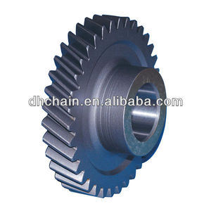 Overdrive Gear of Automobile Gear-box Countershaft