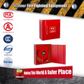 Manufacturing Company Stainless steel Fire Hose Reel Box with full panel