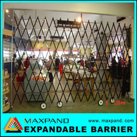 Metal Temporary Safety Portable Sliding Gate