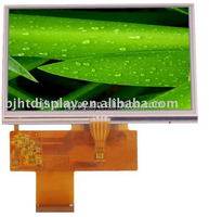 "4.3"" TFT LCD with RGB interface"