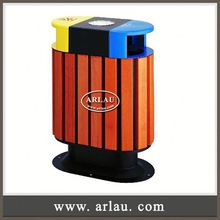 Arlau Indonesian Furniture For Sale,Metal Waste Basket,Recycling Bin Stand