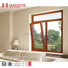 European style hot sale top grade aluminum tilt turn window doors