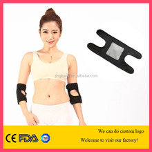 High quality tourmaline selfheating magnetic elbow support / Elbow pad / neoprene Elbow sleeve