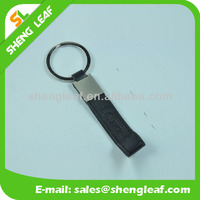 2016 fashion style leather keychain