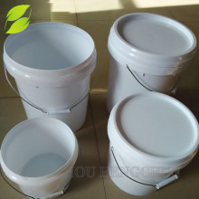 5L 10L 15L 20L plastic bucket with lid and handle plastic barrels