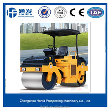 roller off road mini road roller of HF YZC3