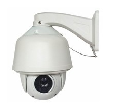 Full HD-SDI 18x Zoom IR Outdoor High Speed Dome PTZ Camera