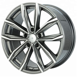 new design high quality car rims alloy wheel