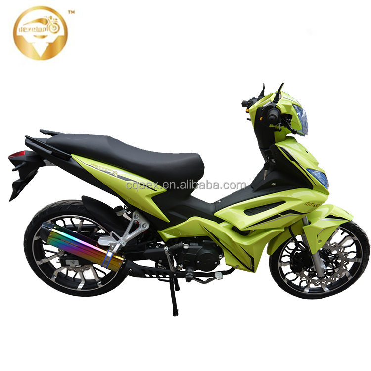 Best Price Green Color 125cc Motorcycle For Sale