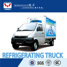 van type refrigerating/refrigerated/refrigerator truck