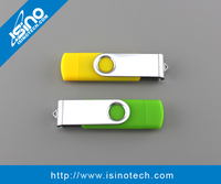 Wholesale 32GB OTG USB Flash Drive with Metal Swivel for Logo Printing