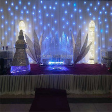 2014 new trend LED RGB wedding stair decoration