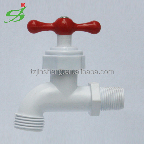 JS High Quality PP/PVC Plastic Faucet / Tap Hot In South America