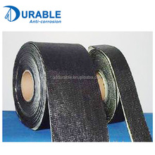 Pipe Wrap Anti-corrosion Self Adhesive Polypropylene fiber woven PP Tapes