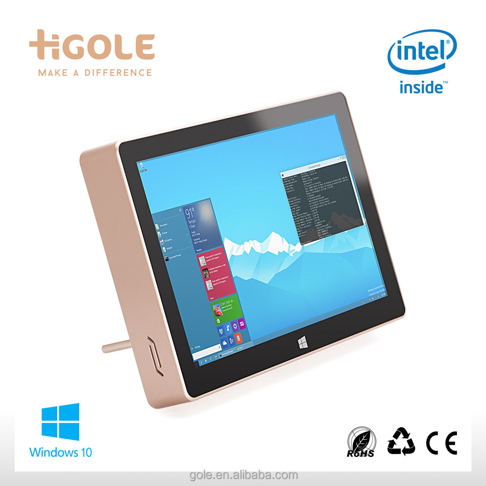 GOLE1 PLUS 8inch IPS Touch Screen Intel Z8350 Mini PC 4GB RAM 64 / 128GB ROM Windows10 All in One Tablet PC with 6000mAh Battery