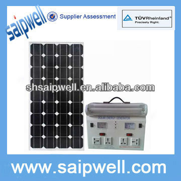 HIGH QUALITY PORTABLE INDUSTRIAL SOLAR POWER GENERATOR