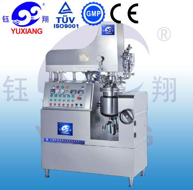 200L vacuum toothpaste mixer