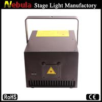 1W/3W RGB Animation mini christmas projector laser light showing DJ