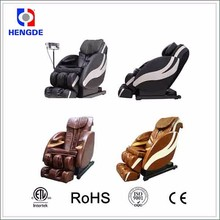 Safe voltage foot roller massage chair