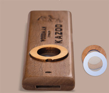 FQ brand wholesales hot sell high quality new style flat wooden whistle