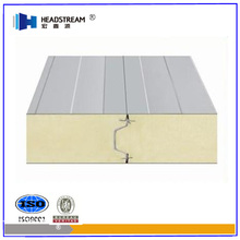 freezer cold storage/cool room polyurethane/pu sandwich panel