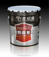 Epoxy anticorrosive paint