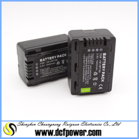VW-VBT190 VBT190 Digital Camera Battery For Panasonic