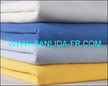 100% polyester inherently flame retardant fabric for blanket