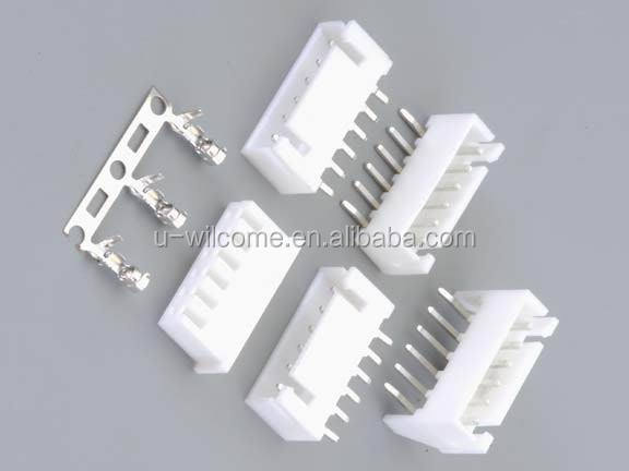 Pitch:2.50mm Right angle Wafer connector Dip Type 90Degree